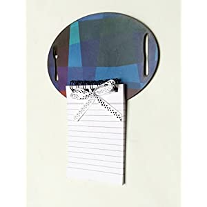 The Little Things Fork & Knife (Blue) - Magnetic Memo Pad