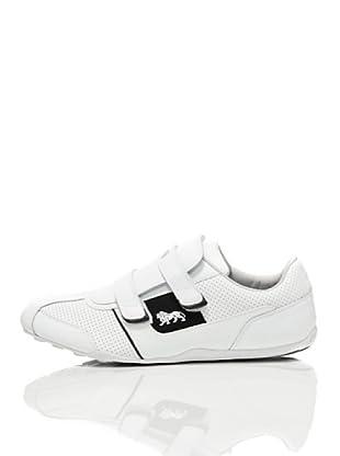 Lonsdale Sneaker Hazy (Bianco/Nero)