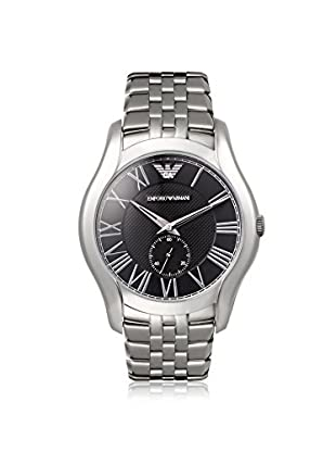 Emporio Armani Men's AR1706 Silver/Black Stainless Steel Watch