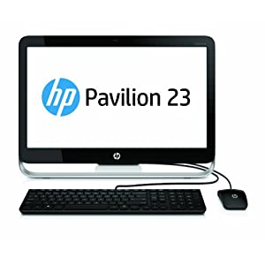 HP Pavilion 23-g010 23-Inch All-in-One Desktop (Discontinued by Manufacturer)