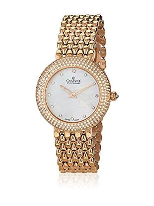 Charmex Reloj con movimiento cuarzo suizo Woman Las Vegas 35 mm