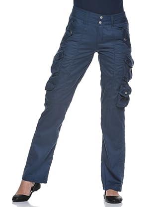 Timberland pantalone cargo (blu)