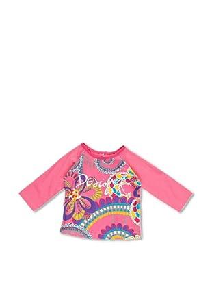 Desigual Camiseta Canela (Frambuesa)