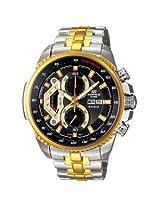 Casio Analog-Digital Black Dial Men's Watch - EF-558SG-1AVDF