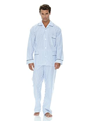 Plajol Pijama 100% Algodón (Azul)