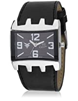 GL-011BLK Black/Black Analog Watch