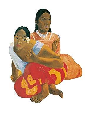 ArtopWeb Panel de Madera Gauguin When Will You Marry