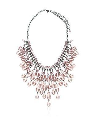 Alibey Accesorios Collar  Rosa