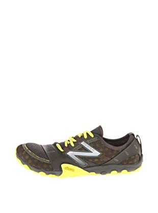 New Balance Zapatillas Running Trail MT10GL2 (Negro / Amarillo)