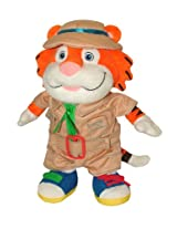 Baby Genius Learn To Dress Plush - Tempo