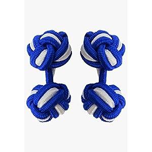 Blue Cufflinks Tossido