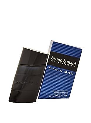 Bruno Banani Eau de Toilette Hombre Magic  50 ml