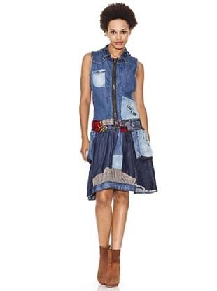 Desigual Vestido Petit Capri (Jeans)