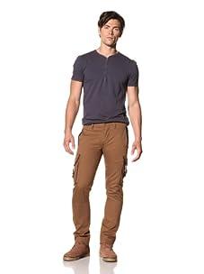 Madison Park Men's Cargo Pants (Oak)