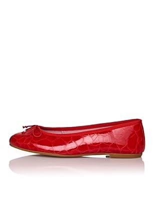 Bisué Bailarinas Cloudy (Rojo)