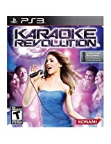 Karaoke Revolution - Game Only (PS3)
