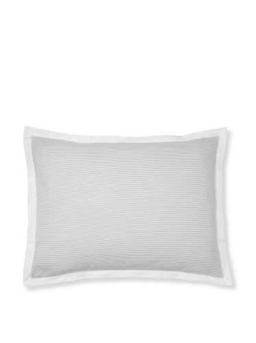 Mili Designs Sintra Pillow Sham (Light Grey)
