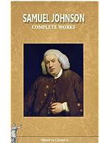 Complete Works of Samuel Johnson (Afrikaans Edition)