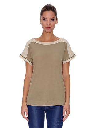 Camiseta Yvonne (Tostado)