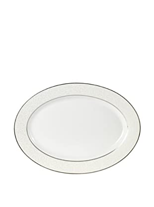 Mikasa Parchment Ivory Oval Platter, 10