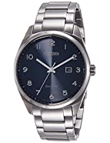Citizen Analog Blue Dial Men's Watch - BM7320-87L
