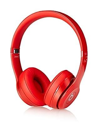 Beats Solo 2.0 On-Ear Headphones (Red)