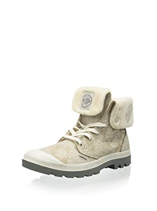 Palladium Men's Baggy Leather S Boot (Camel)