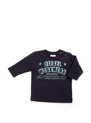 Diesel Baby Longsleeve (Blau)
