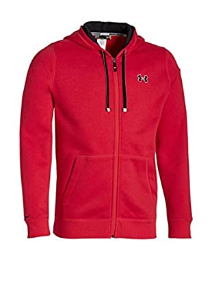 Under Armour Giacca Felpa Cc Storm Rival Full Zip