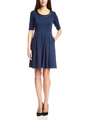 Yumi Original Vestido  Giannina (Azul Marino)
