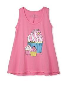 Lunchbox Girl's Cupcake Tunic (Pink)