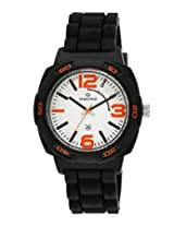 Maxima Aqua Sport Analog White Dial Men's Watch - 27663PPGW