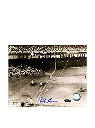 Steiner Sports Memorabilia Bobby Thomson Signed Dotted Line Photo, 8