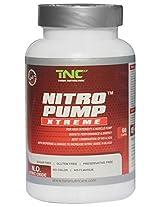 Tara Nutricare Nitro Pump 60 Caps (Unflavor)