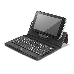 【クリックでお店のこの商品のページへ】TAXAN M-opad 7インチワイド液晶MID(モバイル・インターネット・デバイス)端末 ブラック MEO-T740