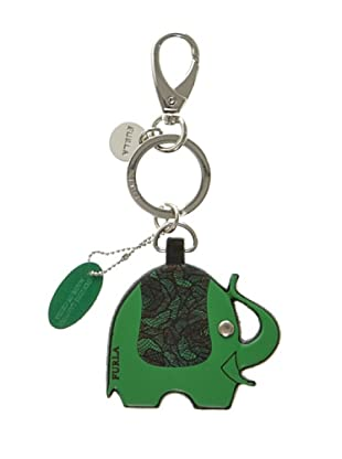 Furla Schlüsselanhänger Arcadia Elefant (Grün)