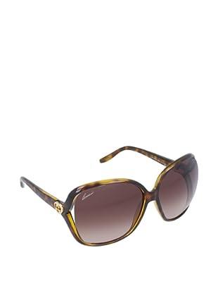Gucci Damen Sonnenbrille GG 3500/S havanna (Braun)