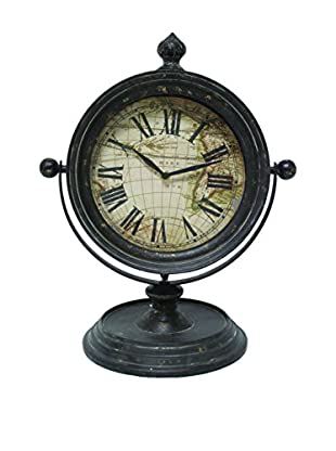 The Import Collection Rodney Clock, Black