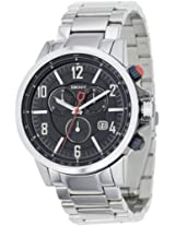 DKNY Analog Black Dial Men's Watch - NY1326