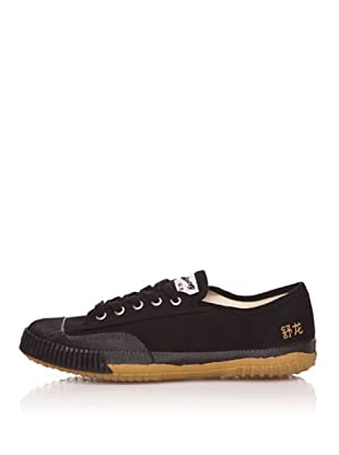 Shulong Zapatillas Shustreet Low (Negro / Beige)