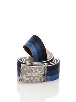 Springfield Cinturón Degradé (Azul)