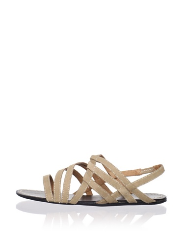 Joe's Jeans Women's Tia Sandal (Sand)