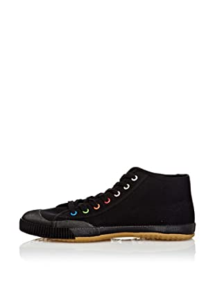 Shulong Zapatillas Yourshu High (Negro)
