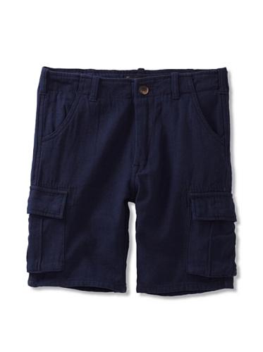 Smash Boy's Cargo Shorts (Navy)