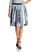 Bysi Women's Pleated Skirt