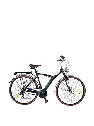 Cicli Cloria Milano Fahrrad Niguarda schwarz