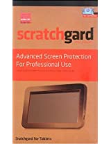 Scratchgard Anti Finger Print Screen Protector for Samsung-P3100 Galaxy Tab 2