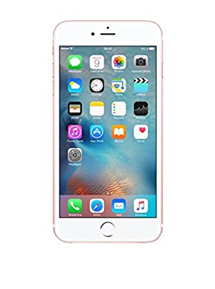 Apple iPhone 6s Plus  Rosegold