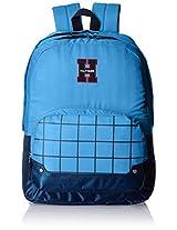 Tommy Hilfiger Light Blue Casual Backpack (TH/BTS24BDL)