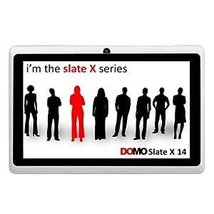 Domo Slate X14 Tablet (WiFi, 3G via Dongle)